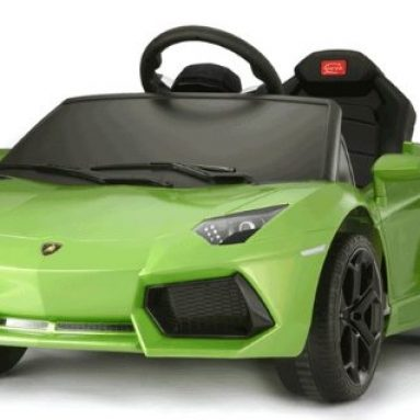Lamborghini Aventador Battery Kids Ride On Car Electric