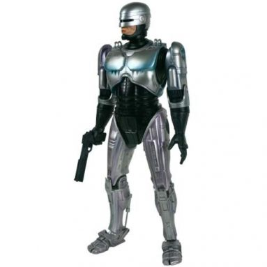 Robocop Talking Action Figure