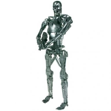 Endoskeleton Action Figure