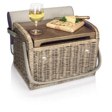 Aviano Wine Basket