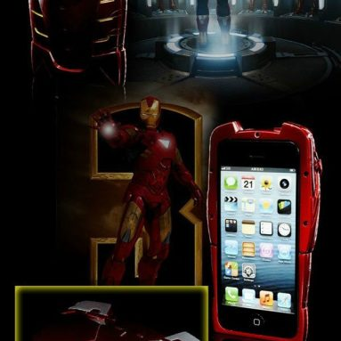 Authentic Marvel LE Iron Man Mark VII iPhone 5 Case