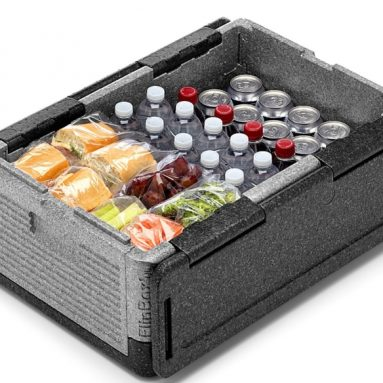 Collapsible Iceless Cooler
