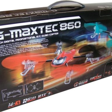 G-maxtec 860 Quadcopter – Camera Edition