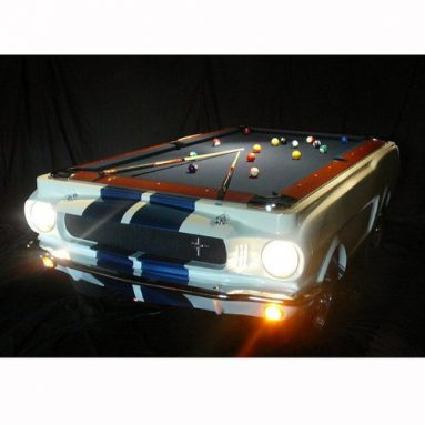 1965 Shelby Pool Table