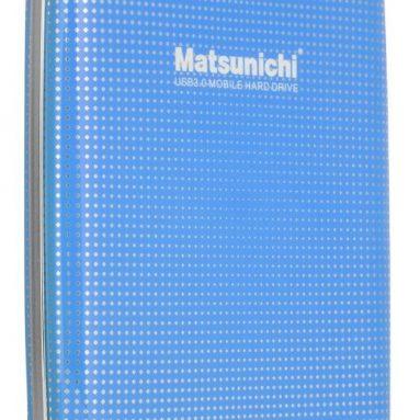Matsunichi 1TB USB 3.0 Portable External Hard Drive