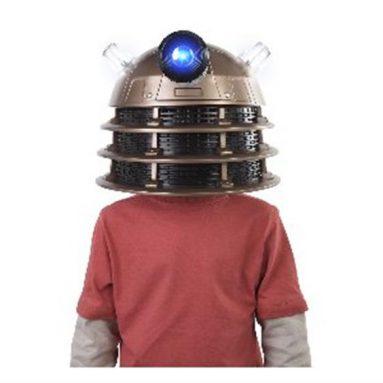 Dalek Voice Changer Helmet