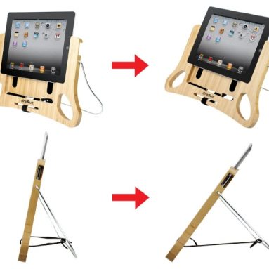 ComforPad Bed Stand for iPad 2/3/4
