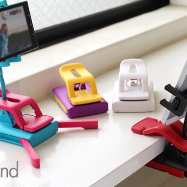 2-Way Clip Stand For Smartphone