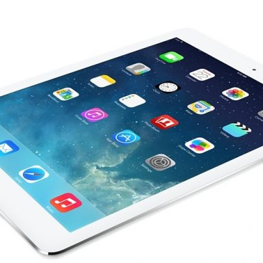 Apple iPad Air with Wi-Fi Space