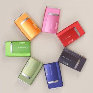 Fujifilm's digital camera with seven colors