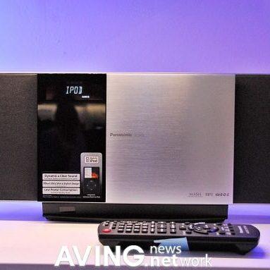 Compact stereo system Panasonic SC-HC3