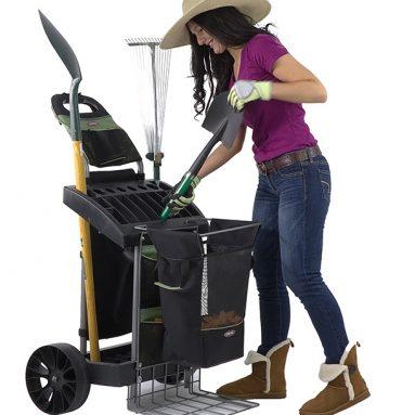 Rolling Garden Cart
