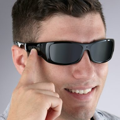 Video Recording Bluetooth Sunglasses