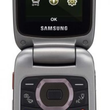 Samsung Convoy 2 is ready for adventure