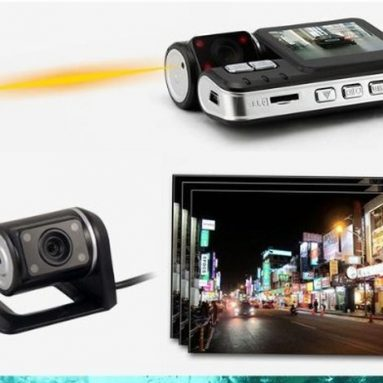 Car DVR Camera Recorder HD 720P 30FPS