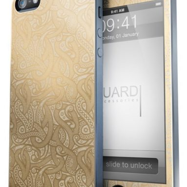 24 Karat Plated Skin for iPhone 5/5S