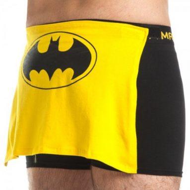 Batman Caped Black Boxer Briefs