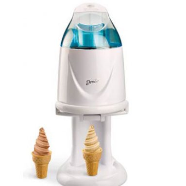Soft-Serve Ice Cream Maker