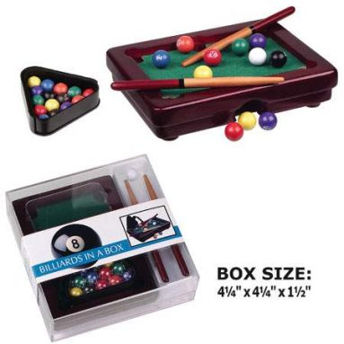 Billiards in a Box