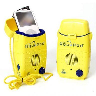 """AquaPod"""" Splash-Proof iPod"""