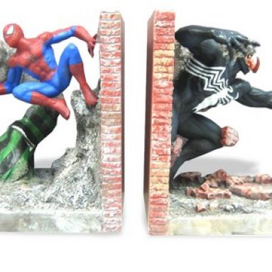 Spider-Man Bookends