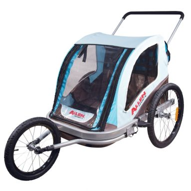 2-Child Jogger/Bike Trailer