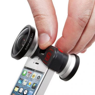 3 in 1 Adaptive Photo Lens for the iPhone 5