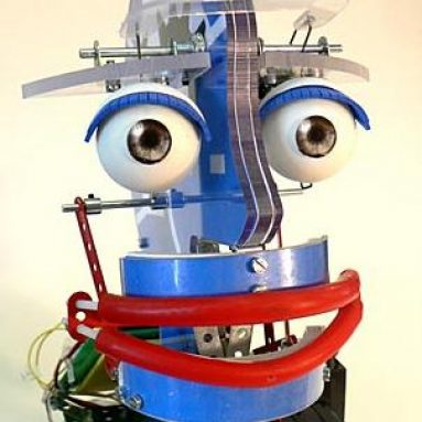 BotBrain Animatronic Head