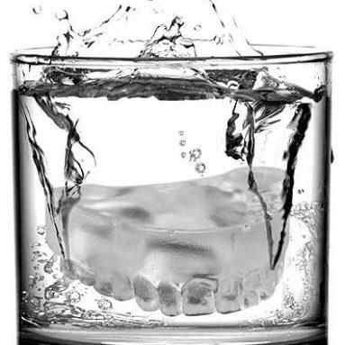 Frozen Smiles Teeth Ice