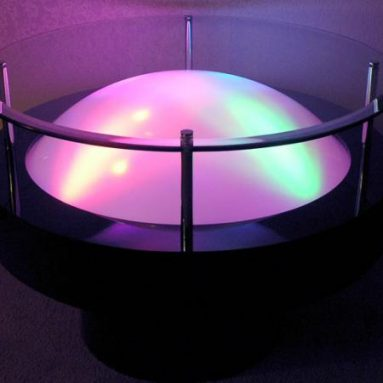 Light Cocktail Table