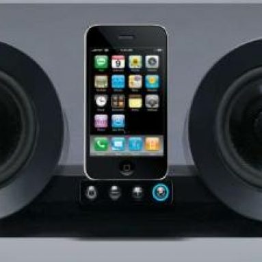 Black Friday: iHome iP1 Studio Series Speaker System for iPhone/iPod