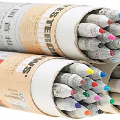 news colored pencils