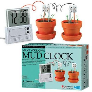 Mud Clock Kit