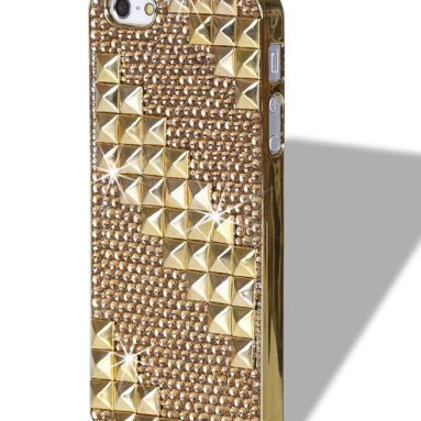 3D Bling Crystal iPhone Case for iPhone 5/5S