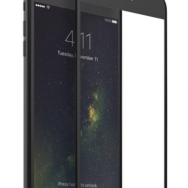 3D Glass Screen Protector – Compatible with iPhone 8 Plus and iPhone 7 Plus