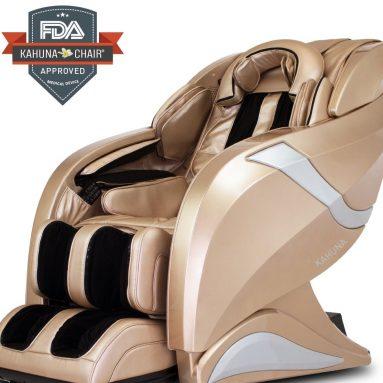 3D Kahuna Exquisite Rhythmic Massage Chair Hubot