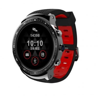 3G Sport Smart Watch X300 Bluetooth WiFi Android 5.1 Fitness Tracker