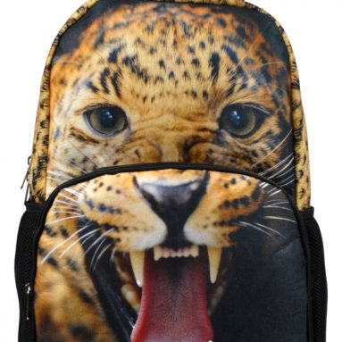 3d Animals Backpack
