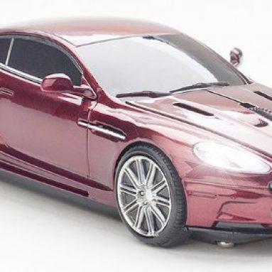 Aston Martin Wireless Optical Mouse