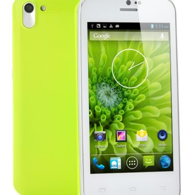 "4 Inch Slim Android 4.2 Phone ""Zinnia"""