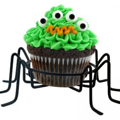 Spider Cupcake Stands