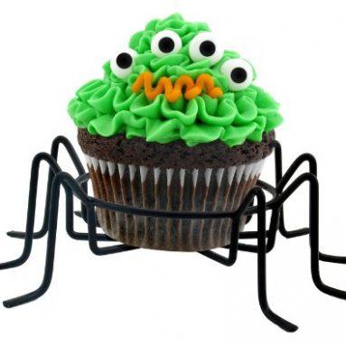Spider Cupcake Stands