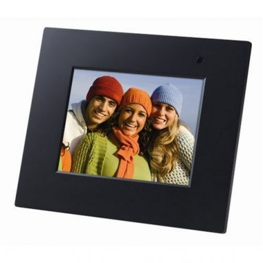 Digital Picture Frame MP3 and Video