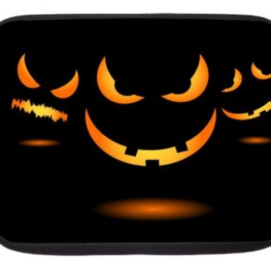 Halloween Laptop Sleeve iPad 2