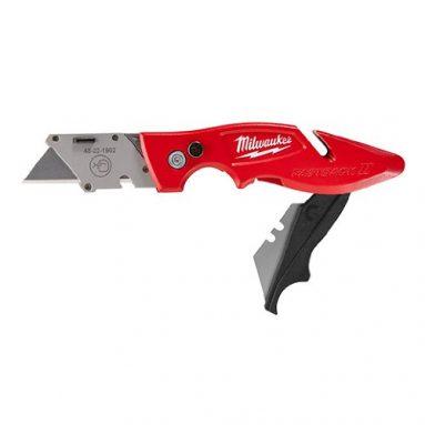 Fastback II Flip Utility Knife With Storage