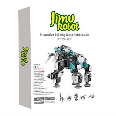 Jimu 3D Programmable Creativity DIY Robot Kit