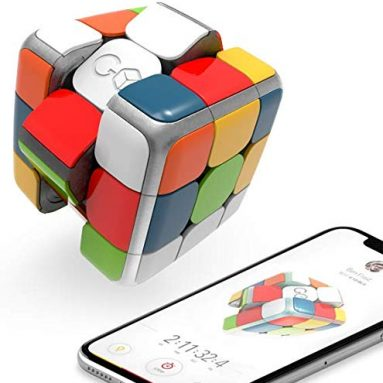 GoCube The Connected, Smart Rubik's Puzzle Cube