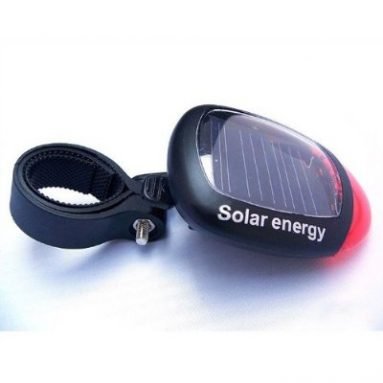 Solar Tail light Bike