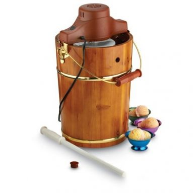 Classic Electric- Crank Ice Cream Maker