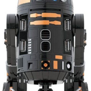 Star Wars R2-Q5 4 Port USB Hub